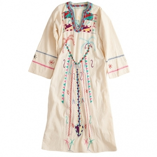 MEXICAN EMBROIDERY ONEPIECE