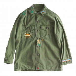 MILITARY EMBROIDERY SHIRTS