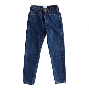 SELVEDGE TAPERED DENIM PANTS