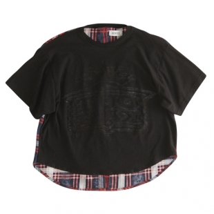 CRAZY FLANNEL T